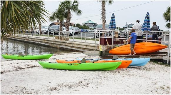 Kayak Cedar Key-1