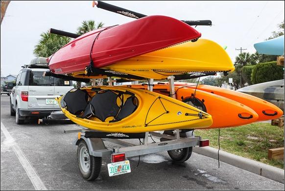 Kayak Cedar Key-4