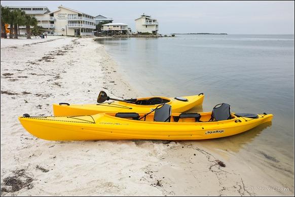Kayak Cedar Key-5