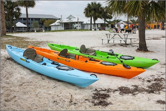 Kayak Cedar Key-6